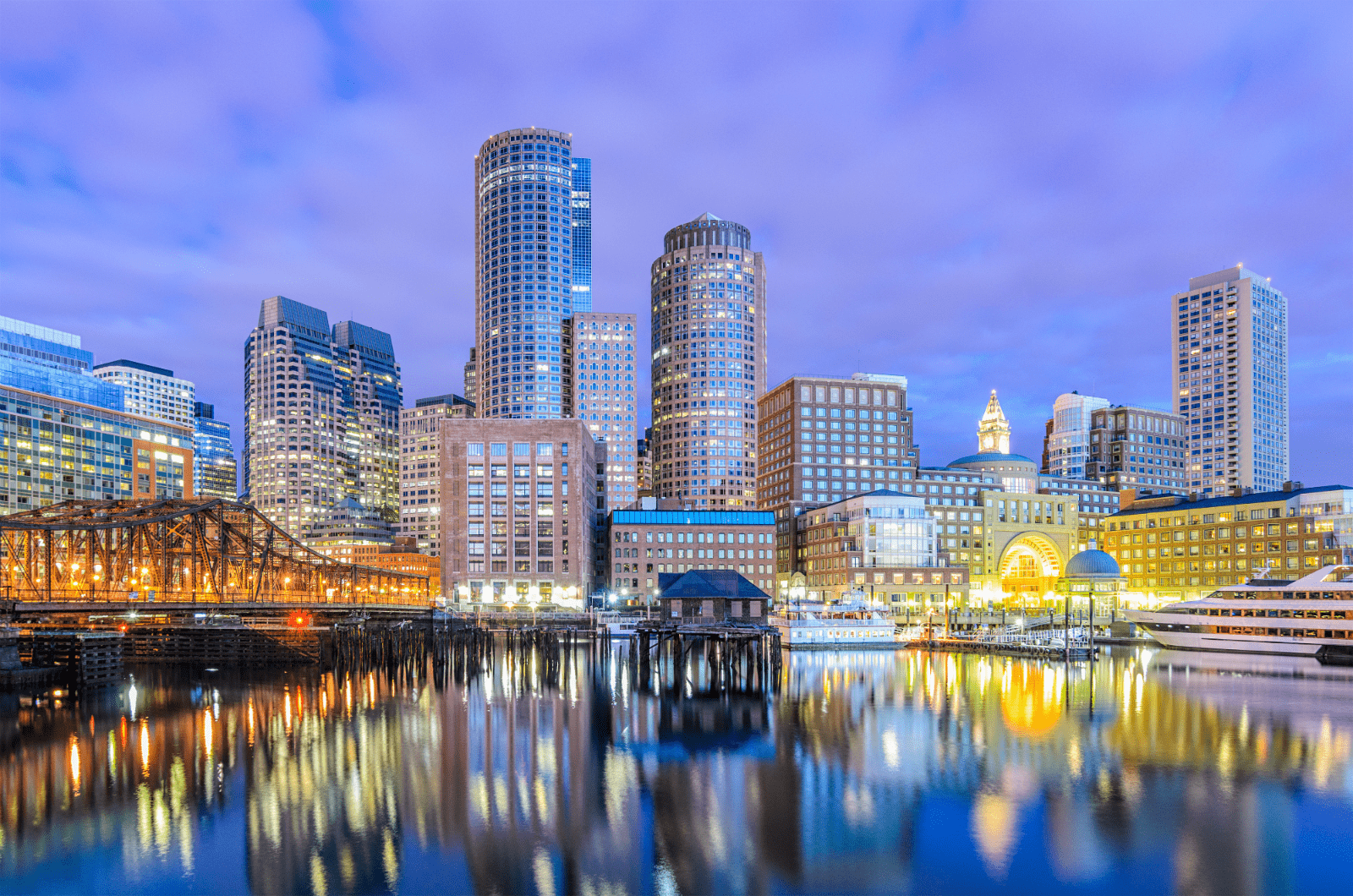 View high end luxury condos in Boston