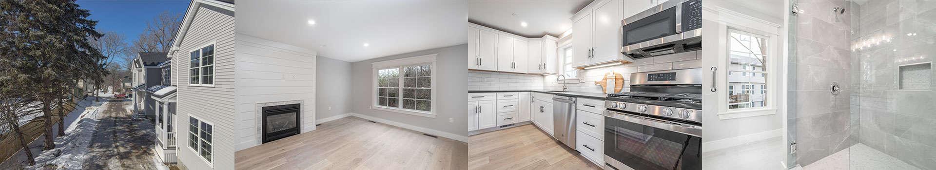 house, interior, kitchen, bathroom